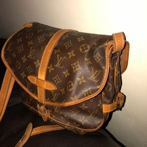 Louis Vuitton Saumur 30 gently loved pre owned
